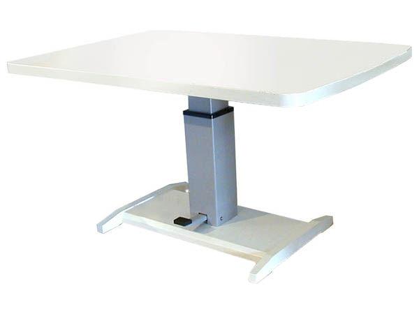 【送料無料】【koshin0601】frペダルを踏んで高さ調節できる昇降式テーブル【YDKG-f】 02P12Jun12