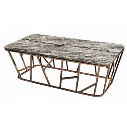 【送料無料】天然大理石の上に大理石柄シートを貼りポリウレタン塗装・エッジ欠け破損等に強い/大理石テーブル