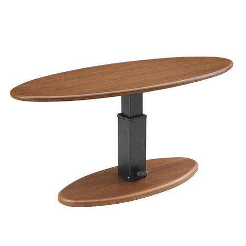 【送料無料】サーフィン型で3色対応の昇降式テーブルニューデザインが人気です。