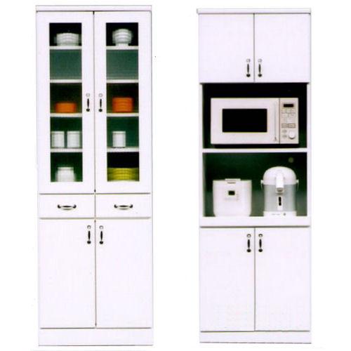【広告掲載店舗★1204モダンリビング】スマートで使い易いキッチンボード(ホワイト)【YDKG-f】 02P12Jun12