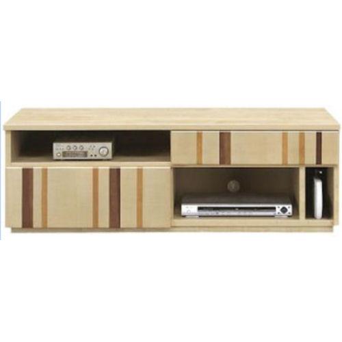 【interiorAV収納】☆ニューデザインのローTVボードが人気です☆2色対応深引きフルオープンレールローボード【YDKG-f】 02P12Jun12