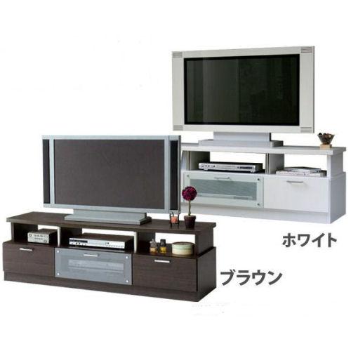 【送料無料】シンプルデザイン!ワンポイントにガラス扉テレビボード/ローボード【koshin0601】fr【YDKG-f】 02P12Jun12