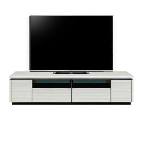 【送料無料】超ワイドで高級感のあるTVボード!キズ汚れに強いハイグロスUV塗装