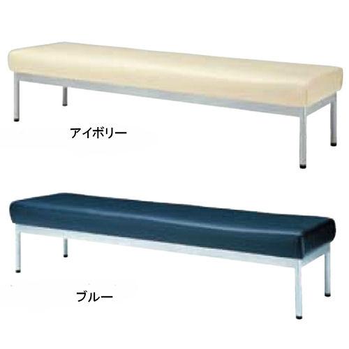 【送料無料】業務用に最適な1800ベンチソファ/カラー2色対応