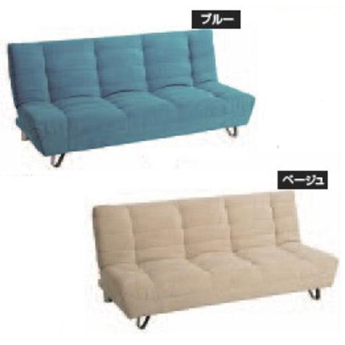 【送料無料】座り心地抜群でベット時の寝心地はマットレスと同様の快適さ8色より選べるソファベット