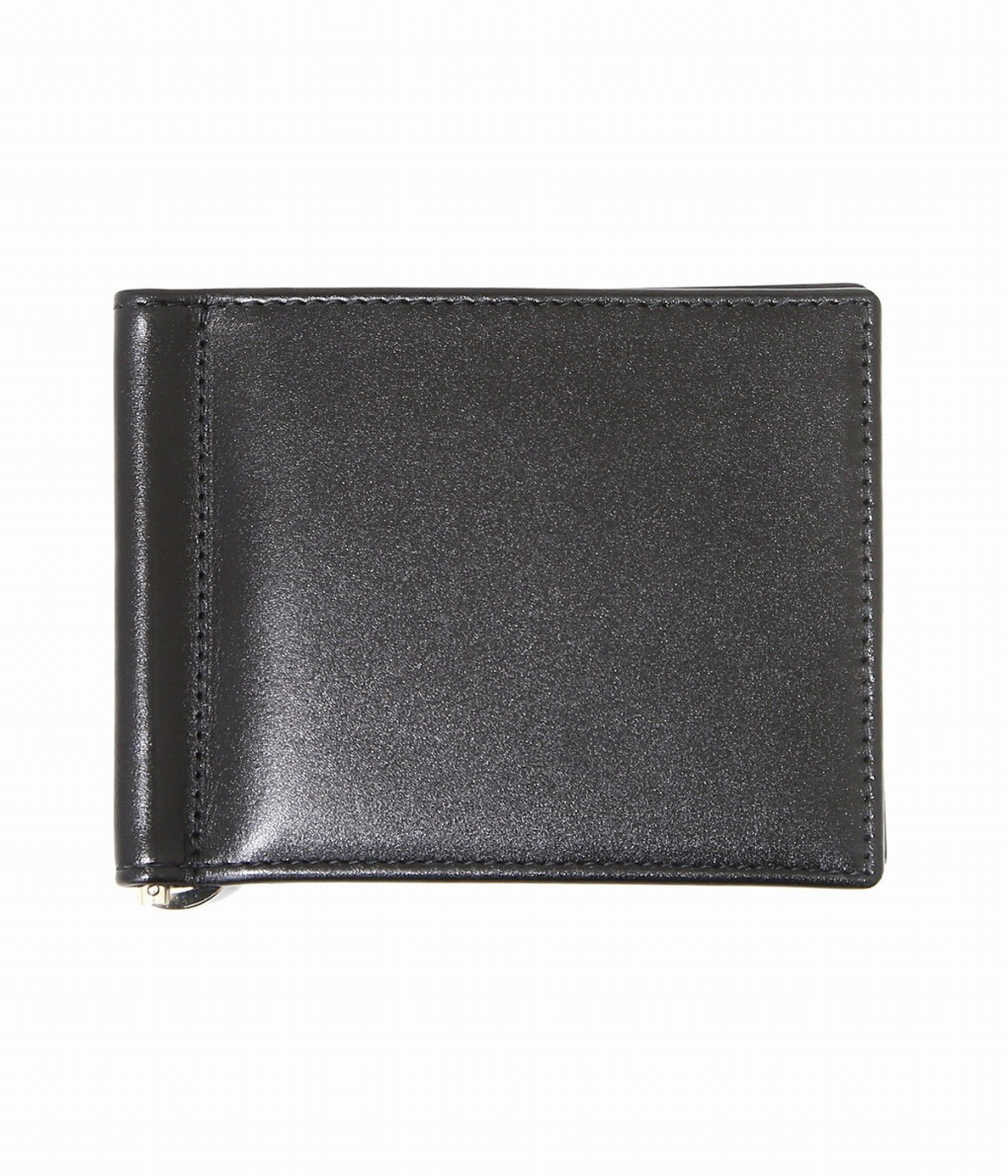 ETTINGER / エッティンガー : Money Clip Wallet : エッティンガー レザー 本革 マネークリップ 財布 定番 メンズ レディース : ST787AJR【MUS】