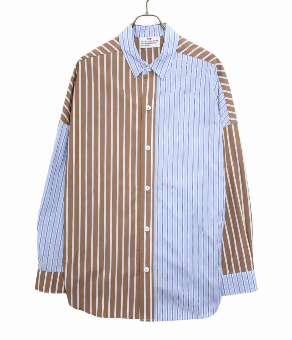 VOTE MAKE NEW CLOTHES / ヴォート メイク ニュークローズ : MARVEL BIG SHIRTS : マーベル ビッグシャツ 19SS 19春夏 メンズ : 19SS-0021【WAX】
