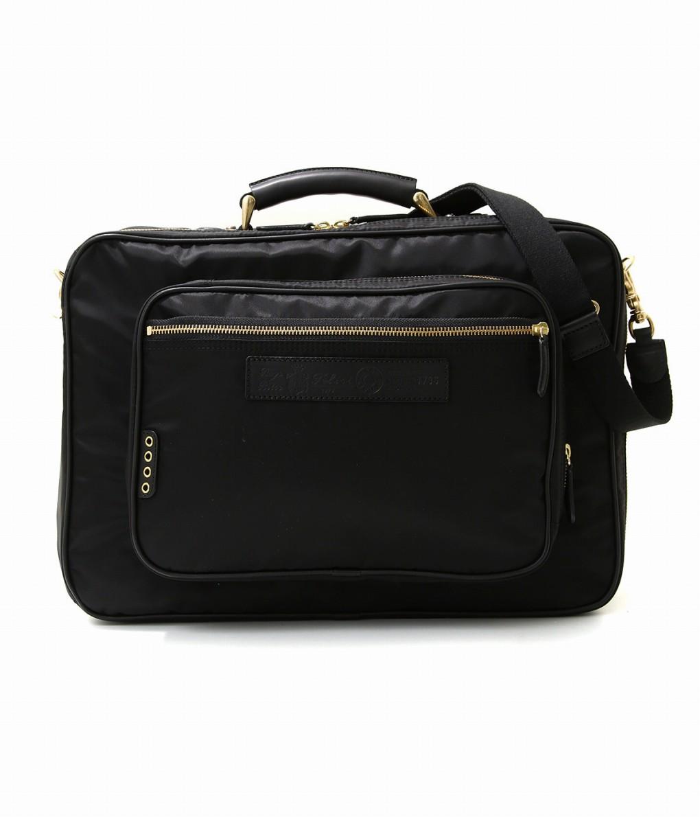 Felisi / フェリージ : 3Way Business Bag : 仕事用 バッグ レザー ナイロン 本革 3Way メンズ : 1735-DS-041 【MUS】
