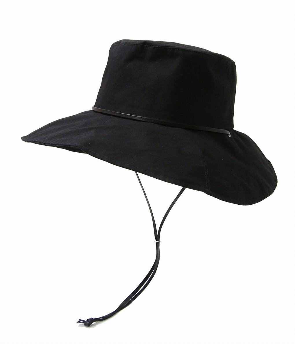 KIJIMA TAKAYUKI / キジマ タカユキ : 【レディース】safari hat : サファリ ハット ウーマン 帽子 レディース : W-191255 【ANN】