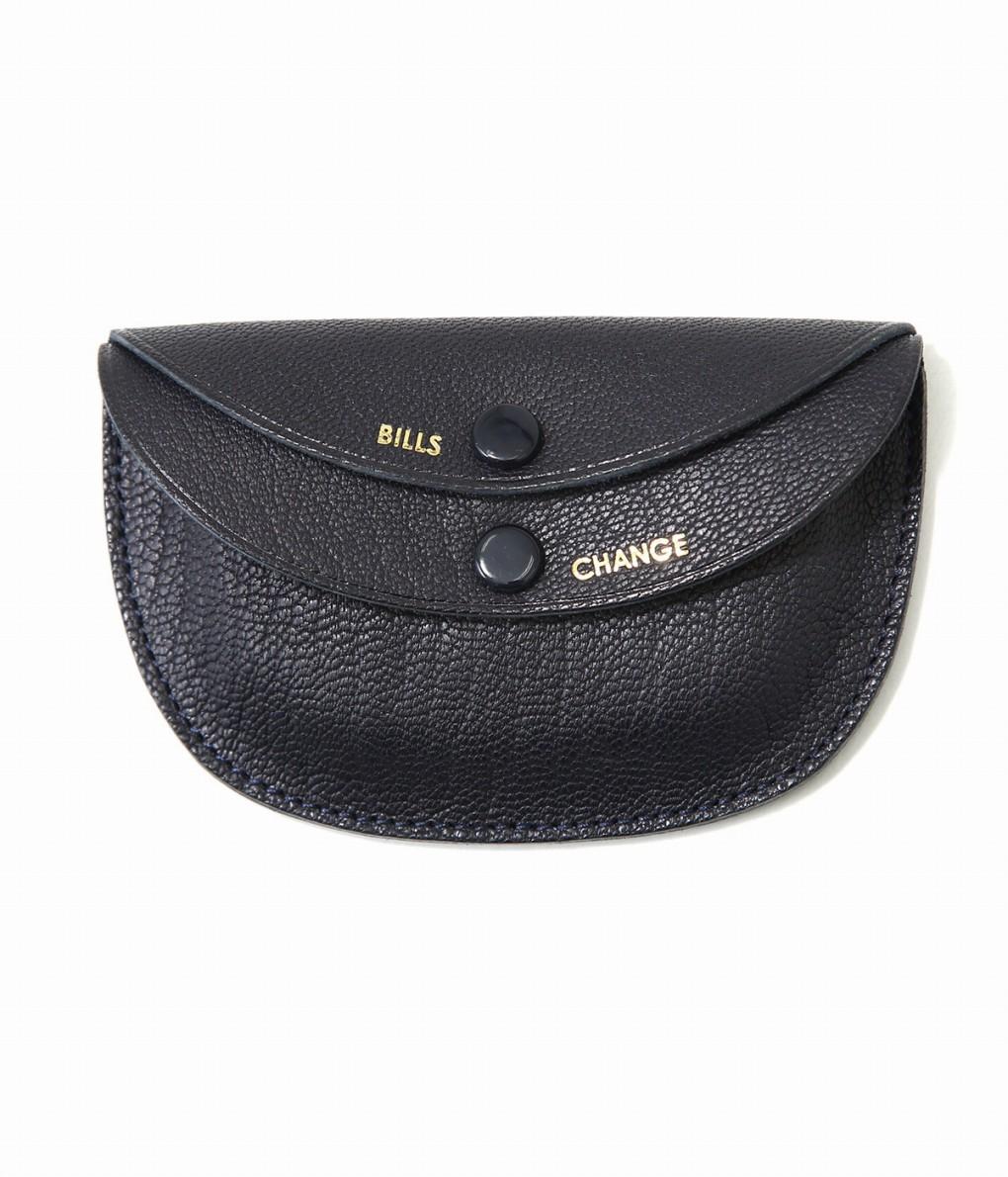 KAPTAIN SUNSHINE / キャプテンサンシャイン : Round Wallet (Goat Leather) : ラウンド ウォレット 財布 メンズ レディース レザー : KS9SGD09 【NOA】
