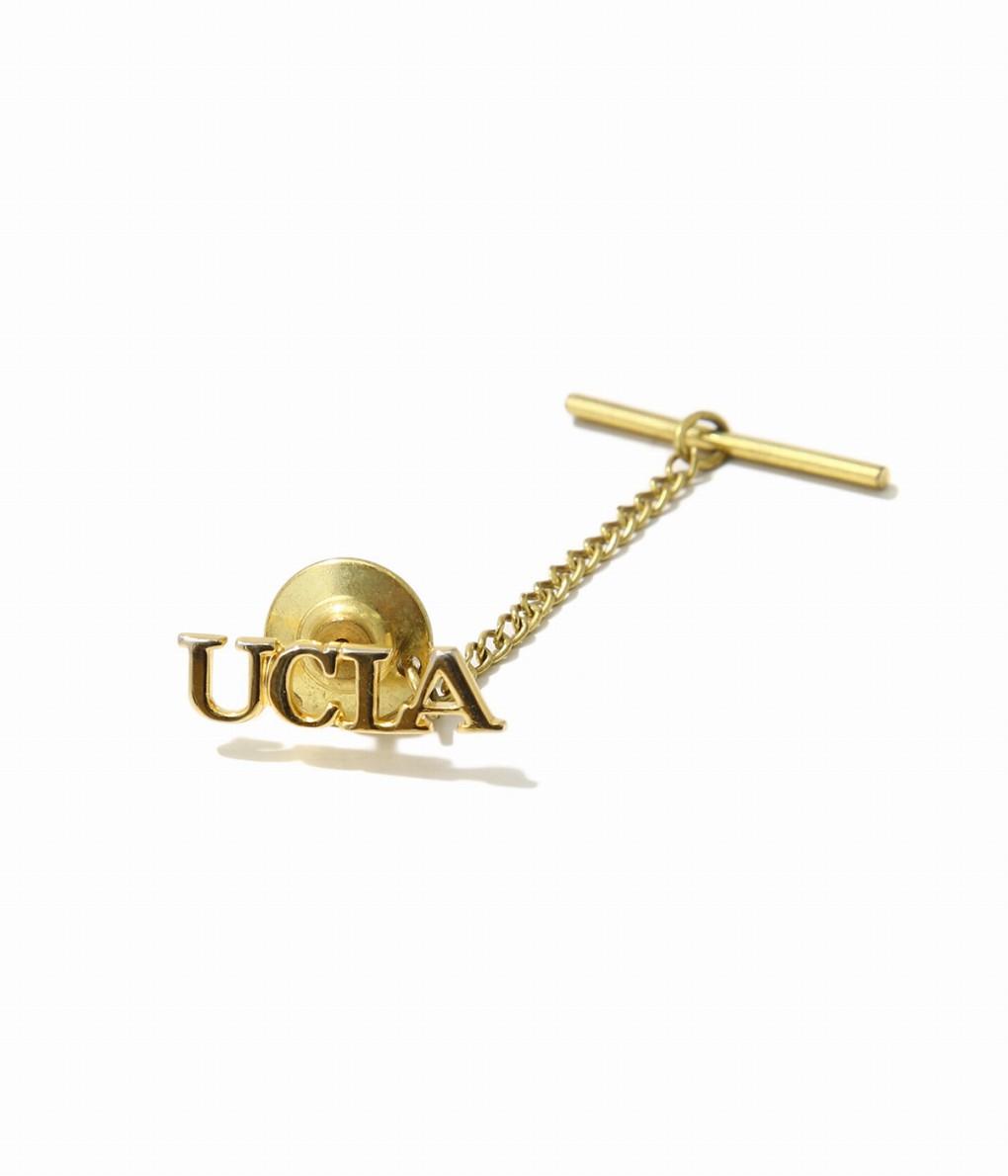 VINTAGE / ヴィンテージ : VINTAGE TIFFANY UCLA PIN : ヴィンテージ ティファニー アクセサリー アンティーク ピン ギフト プレゼント ラッピング可能 クリスマス : VT-TF-UCLA-PIN-D【VIN】