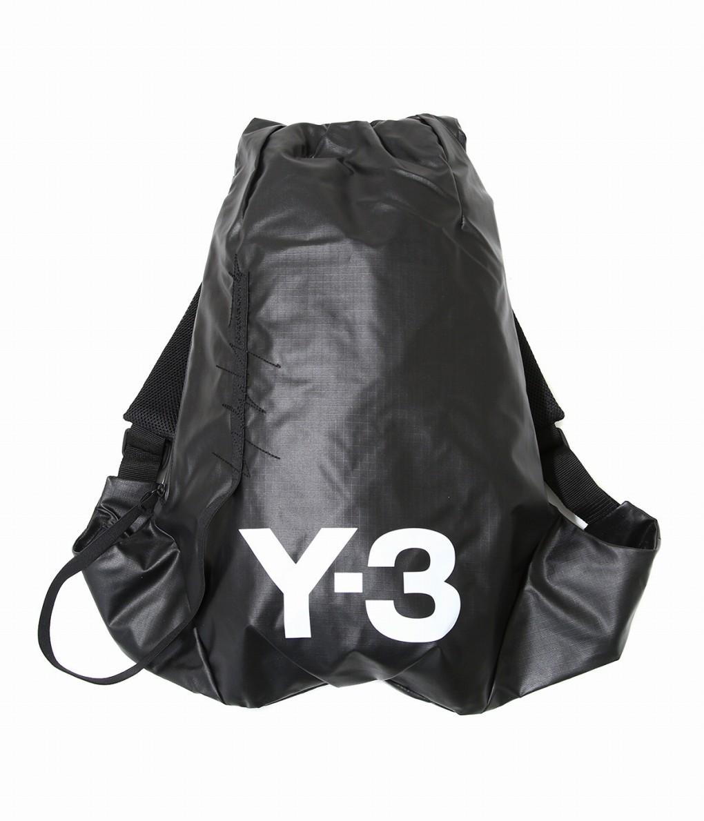 Y-3 / ワイスリー : Y-3 YOHJI BP II : ヨウジ バックパック ツー ヨウジヤマモト ワイスリー 19SS 19春夏 メンズ レディース : DY0517 【WAX】【BJB】