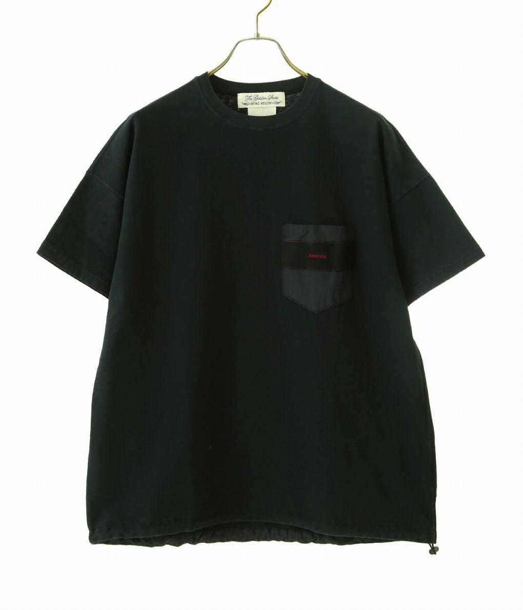 REMI RELIEF / レミレリーフ : BRIEFING1 / 全2色 : カットソー ティーシャツ 半袖 ブリーフィング コラボ メンズ : RN18249171 【PIE】