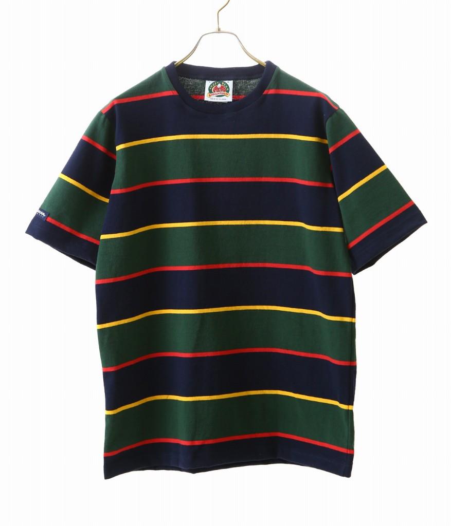 BARBARIAN / バーバリアン : GCNBNC S/S RSE : ティーシャツ 半袖 カットソー メンズ ショートスリーブ : 1534803-RSE-15 【STD】【REA】