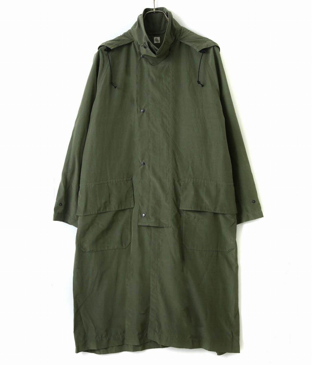 KAPTAIN SUNSHINE / キャプテン サンシャイン : Bushman Coat : コート アウター ブッシュマンコート メンズ : KS9SCO02 【NOA】