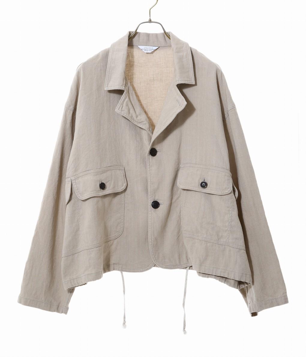 UNUSED / アンユーズド : Work jacket : ワークジャケット ジャケット メンズ : US1558 【NOA】