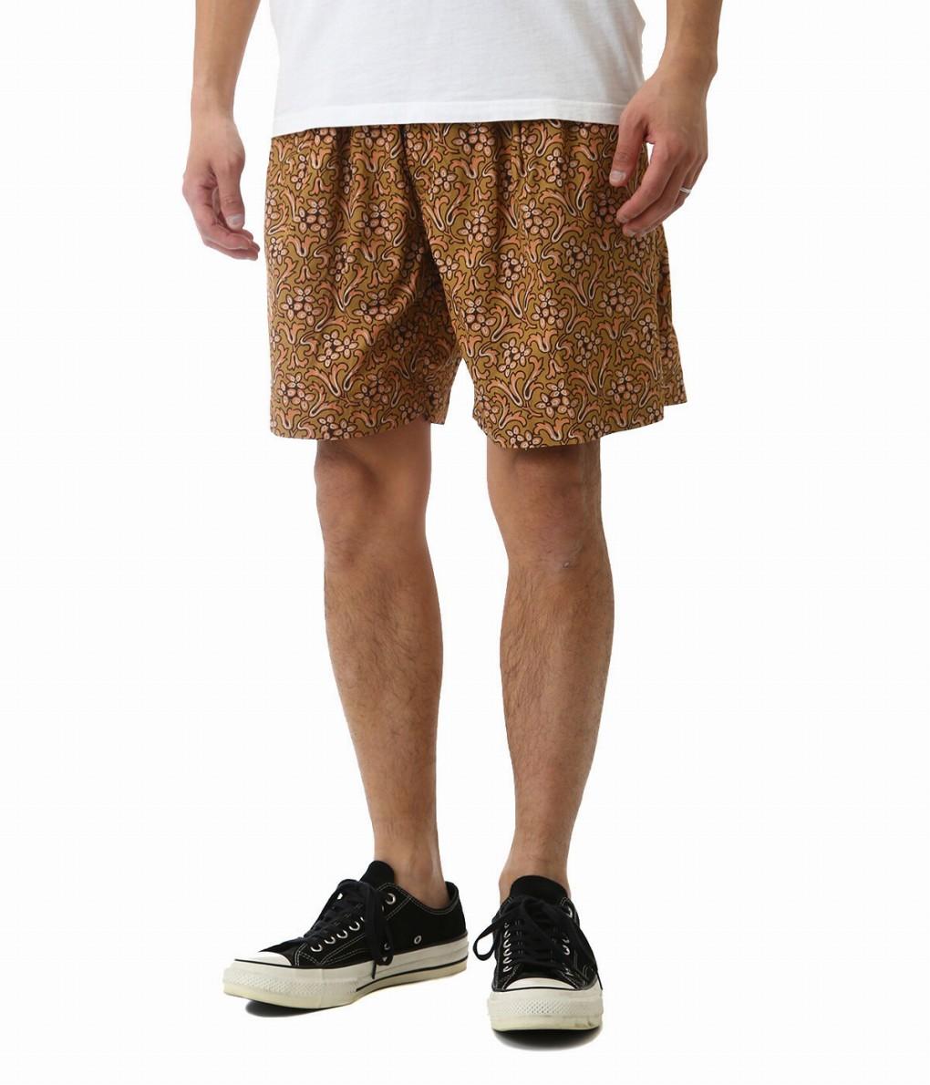 KAPTAIN SUNSHINE / キャプテンサンシャイン : Athletic Wide Shorts : ワイド ショーツ メンズ : KS9SPT15 【NOA】