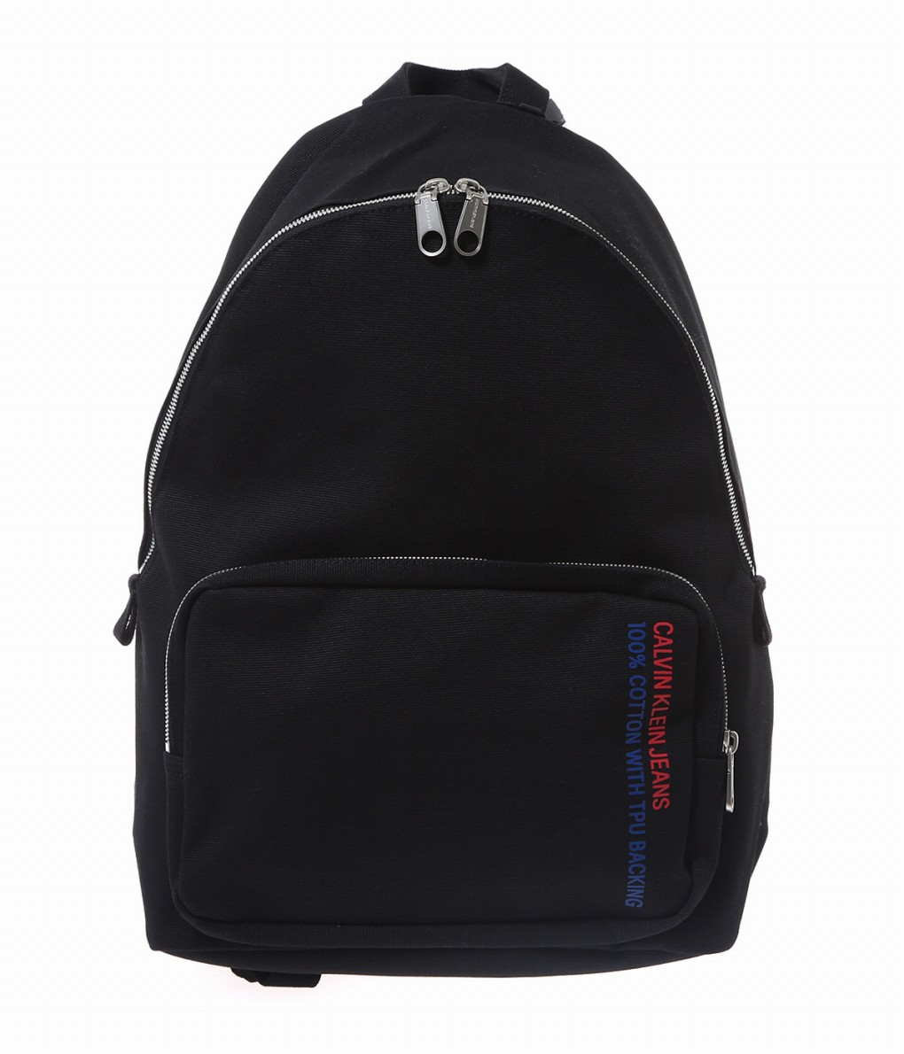 Calvin Klein Jeans / カルバンクラインジーンズ : MEN'S CAMPUS BACKPACK : キャンパス バックパック リュック メンズ : HH1773C7700 【WAX】
