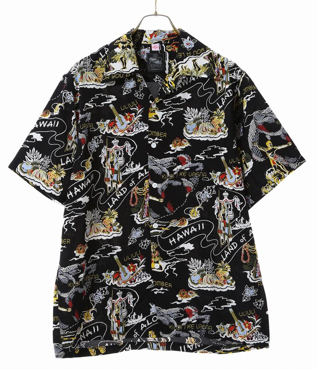 KONA BAY HAWAII / コナベイハワイ : Hawaiian Shirts -ASS'T- : アロハシャツ ハワイアン シャツ アロハシャツ メンズ : KONA-504S 【AST】