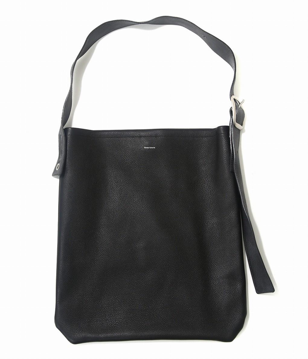Hender Scheme / エンダースキーマ : one side belt bag / 全2色 : エンダースキーマ ワン サイド ベルト バッグ ショルダー レザーバッグ レディース : nc-rb-osb 【ANN】【BJB】