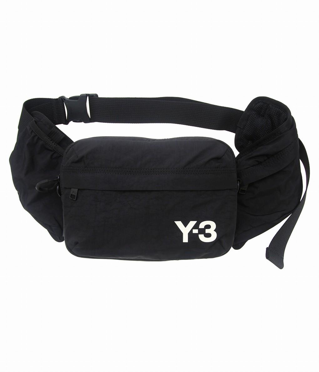 Y-3 / ワイスリー : SLING BAG : スリング バッグ ヨウジヤマモト ワイスリー 19AW 19秋冬 メンズ : FH9244 【WAX】