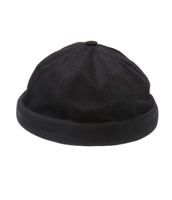 【SPECIAL PRICE!】BETON CIRE / ベトンシレ : MIKI -Black- : ベトンシレ ハット セーラーハット 帽子 キャップ : MIKI-BLK【MUS】