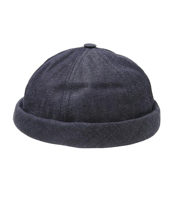 【SPECIAL PRICE!】BETON CIRE / ベトンシレ : MIKI -Denim- : ベトンシレ ハット セーラーハット 帽子 キャップ : MIKI-DENIM【MUS】