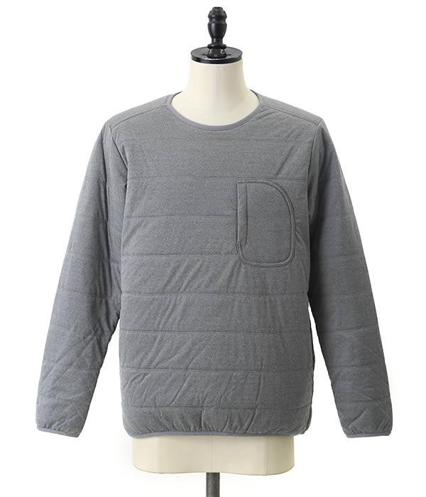 snow peak / スノーピーク : Flexible Insulated Pullover / 全2色 : フレキシブル インサレーション プルオーバー メンズ : SW-18AU009【PIE】