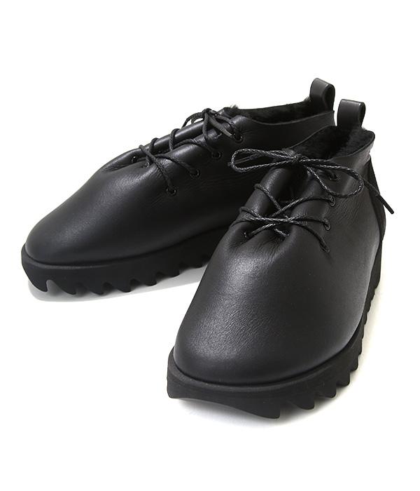 Hender Scheme / エンダースキーマ : mouton lace / 全2色 : ムートン レース 靴 レザー メンズ : fl-s-mol【RIP】