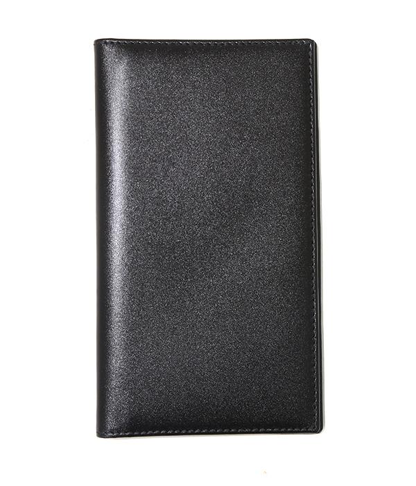 ETTINGER / エッティンガー : Coat Wallet with 8 C/C : エッティンガー レザー 本革 コートウォレット 財布: ST806AJR【MUS】