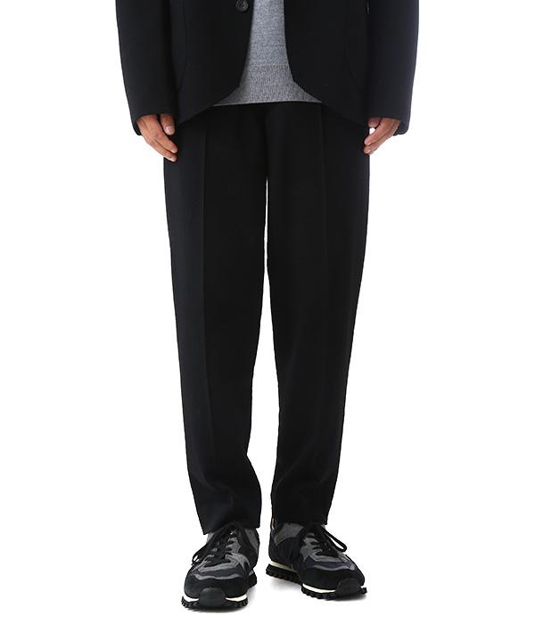 991 / キューキューイチ : 15G Trousers : キューキューイチ トラウザー パンツ ニットパンツ : YAHA204M 【MUS】