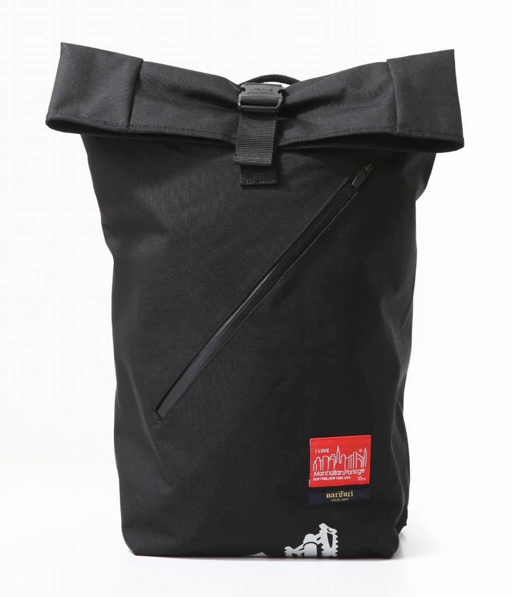 終了間際!【期間限定送料無料!】narifuri / ナリフリ : x Manhattan Portage バックパック : バッグ リュック バックパック 鞄 マンハッタンポーテージ メンズ レディース : NFMP-02 【NOA】