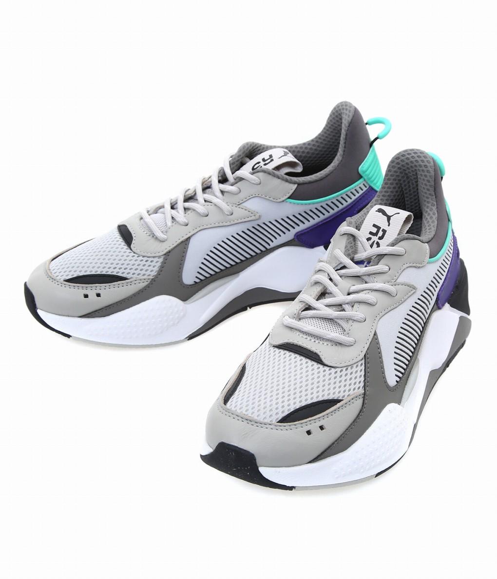 PUMA / プーマ : RS-X TRACKS 01 グレーバイオレット : プーマ スニーカー シューズ 靴 メンズ : 369332 【AST】