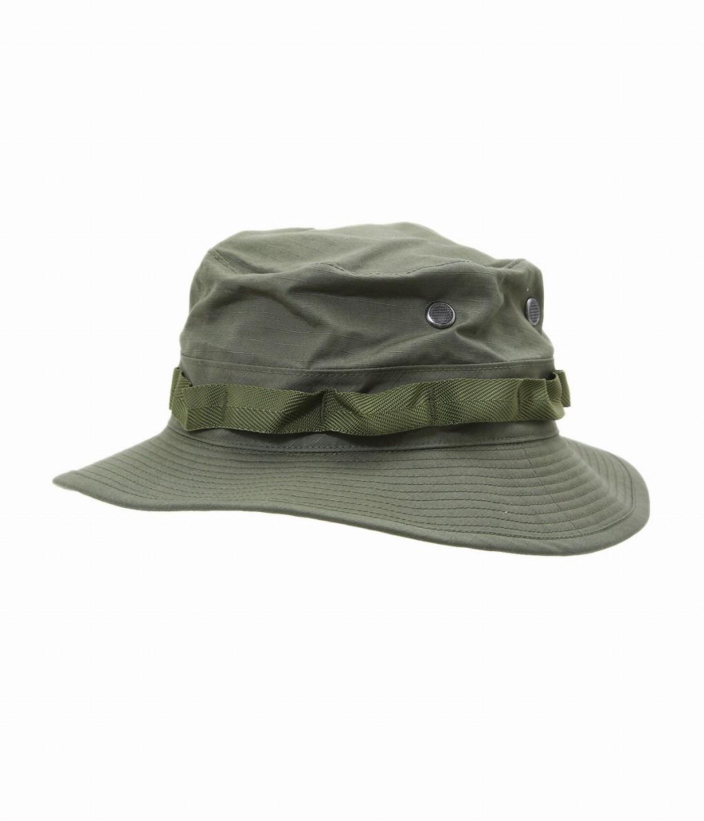 【サマーキャンペーン!】orSlow / オアスロウ : US ARMY JUNGLE HAT : ユーエスアーミージャングルハット 帽子 メンズ レディース ユニセックス : 03-023-76 【STD】