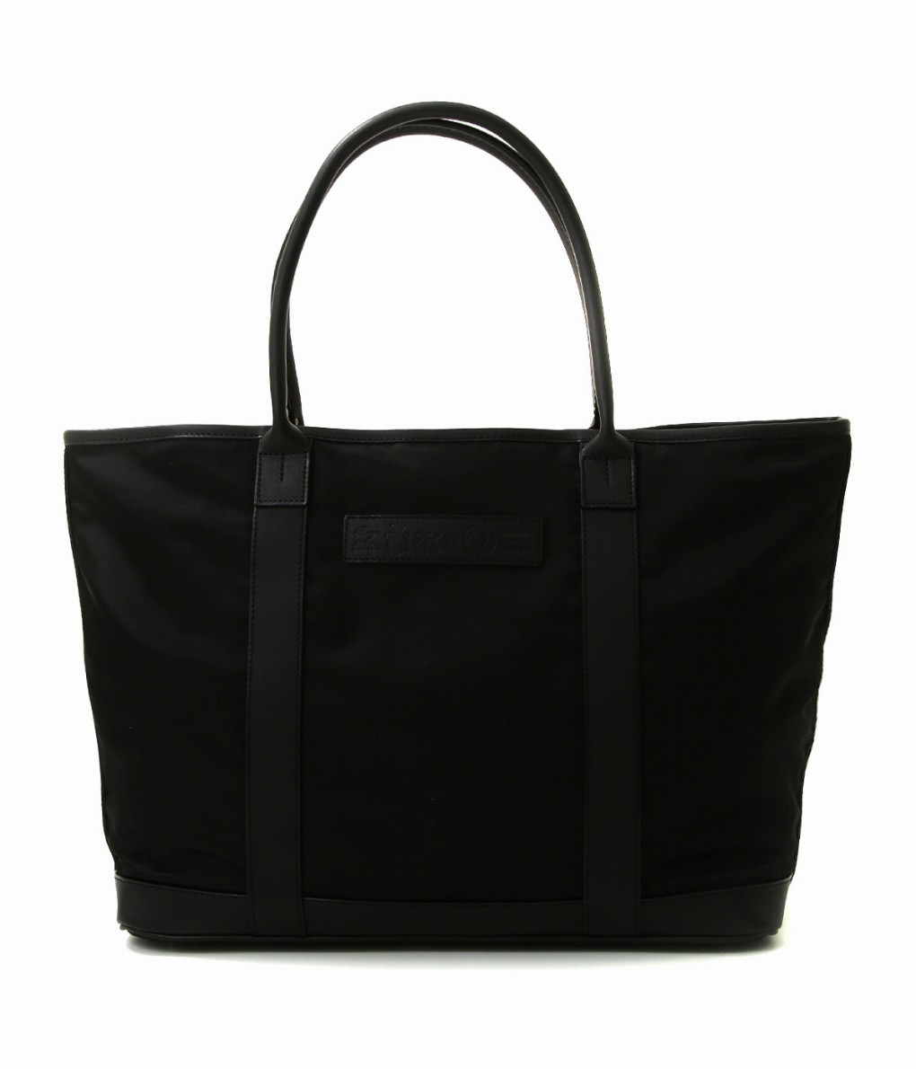 Felisi / フェリージ : Tote Bag : トートバッグ レザー ナイロン 本革 : 19-24-DS-041 【MUS】