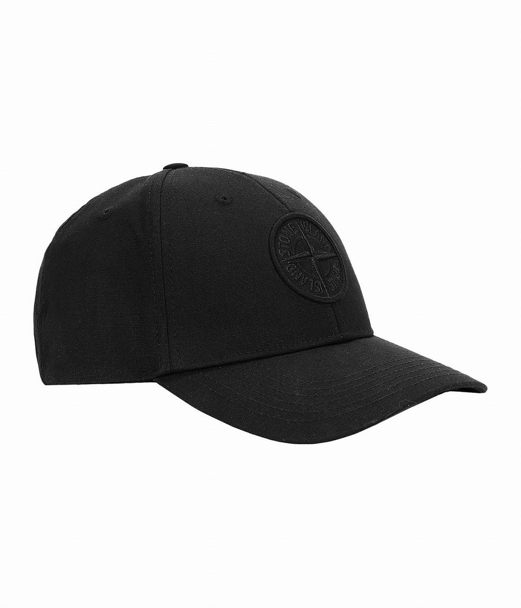 STONE ISLAND / ストーンアイランド : COTTON REP CAP : コットン キャップ ロゴキャップ : 701599168 【MUS】