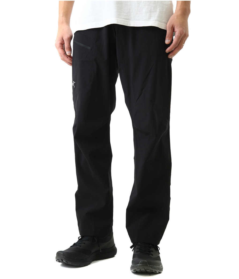 ARC'TERYX / アークテリクス : Lefroy Pant Men's -length:30inch- : スポーツ アークテリクス レフロイ パンツ メンズ : L06992200 【STD】