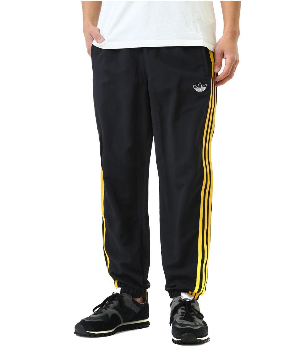 adidas Originals / アディダス オリジナルス : 【メンズ】WOVEN BLOCK PANTS : ウーブン ブロック パンツ メンズ : DV3142 【WAX】【PIE】
