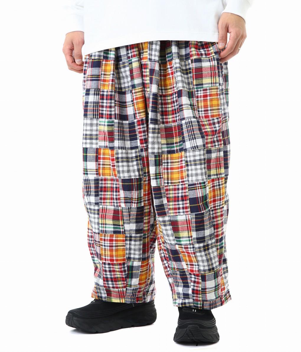 is-ness / イズネス : BALLOON EZ PANTS / 全3色 : バルーン イージー パンツ メンズ : 28PT01T01【NOA】