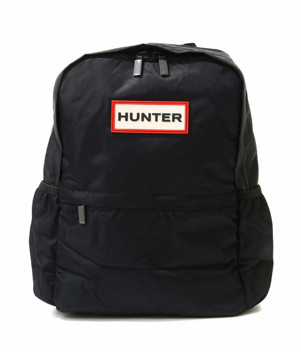 HUNTER / ハンター : 【レディース】ORIGINAL NYLON BACKPACK : ハンター オリジナル ナイロン バッグ バックパック レディース : UBB5028KBM 【DEA】