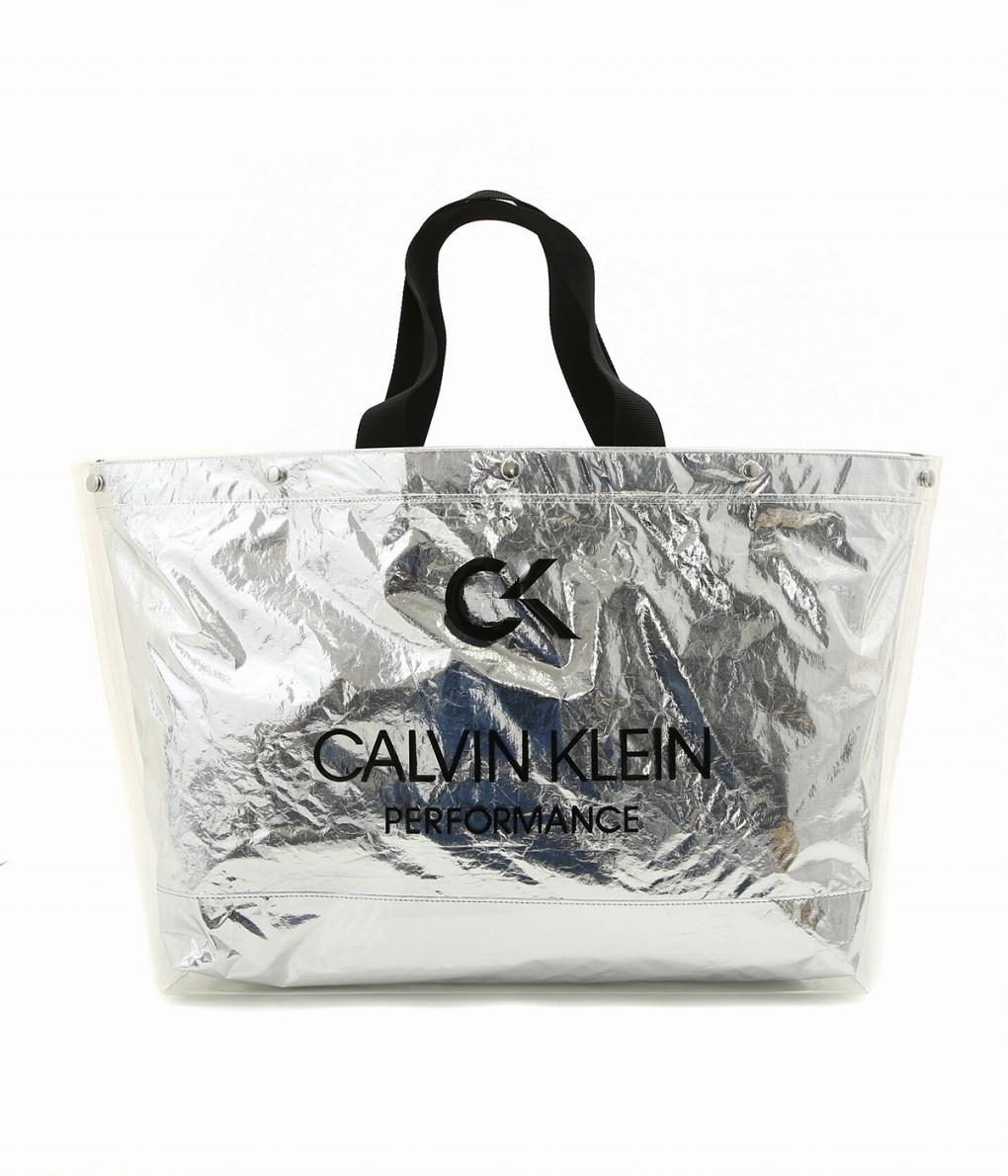 CALVIN KLEIN PERFORMANCE / カルバンクラインパフォーマンス : CK PERFORMANCE TOTE BAG - M : バッグ カルバンクライン カルヴァンクライン CK レディース : CKP-1908019【DEA】