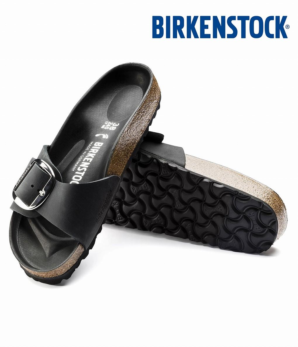 BIRKENSTOCK / ビルケンシュトック : 【レディース】Madrid Big Buckle : ビルケン サンダル マドリッド ビッグ バックル レディース : GC1006523【DEA】
