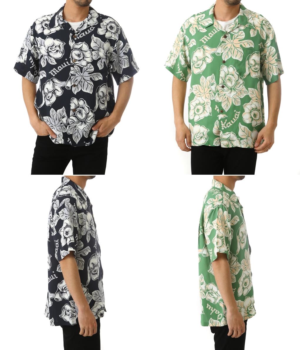af0e23f6 ... SUN SURF / sun surf: All HAWAIIAN SHIRT