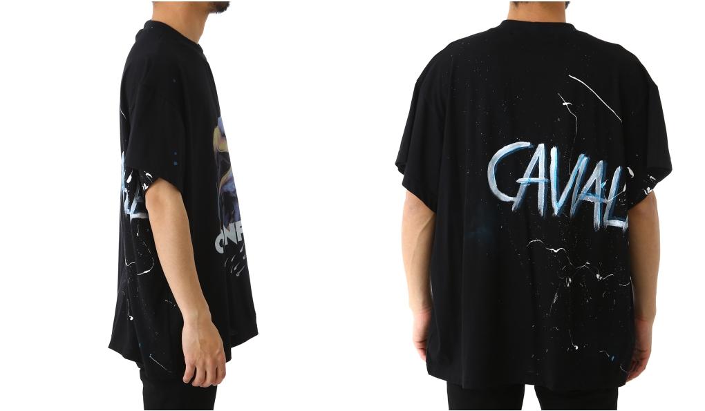 【サマーキャンペーン!】CAVIALE / カビアーレ : T-SHIRT : ティーシャツ Tシャツ トップス カットソー メンズ : SSB12 【WAX】