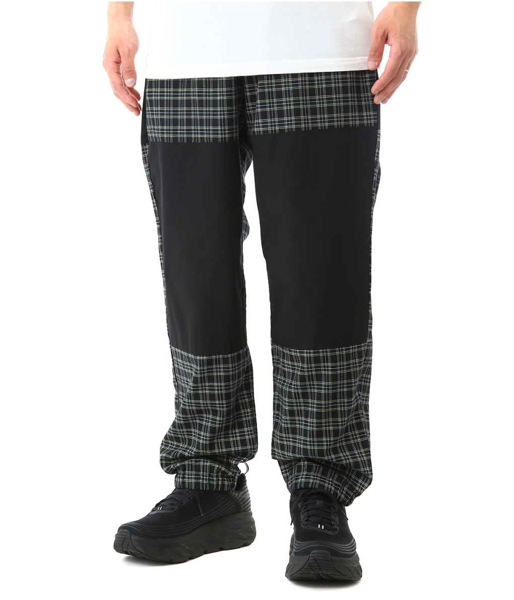 【アウトレットキャンペーン!】F-LAGSTUF-F / フラッグスタッフ : CHECK EASY PANTS : チェック イージー パンツ イージーパンツ メンズ : 19SS-FS-35 【AST】