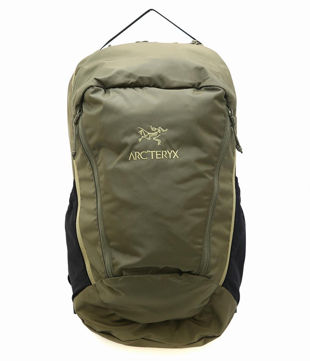 【国内正規品】ARC'TERYX / アークテリクス : Mantis 26L Backpack -Wildwood- : マンティス 26L バッグパック アークテリクス メンズ : L07258300 【STD】