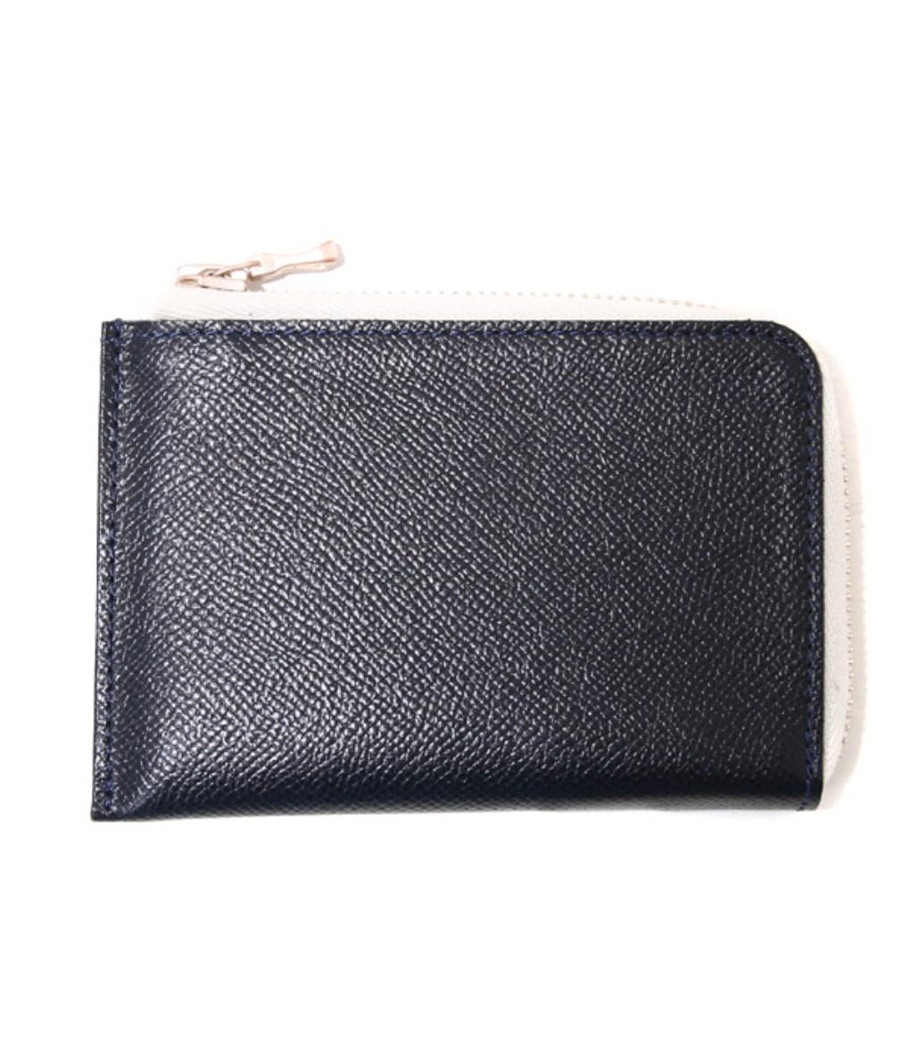 DIGAWEL / ディガウェル : L PURSE (LARGE) Calf leather / 全3色 : 財布 ウォレット カーフレザー メンズ レディース : DWZOZ010 【COR】