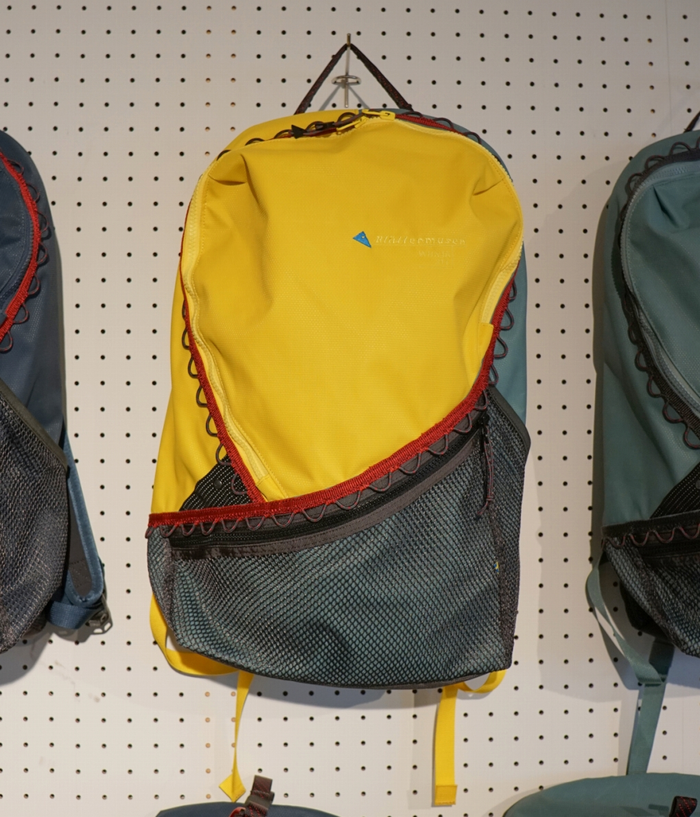 【予約商品 2020年3月~4月入荷予定】KLATTERMUSEN / クレッタルムーセン : Wunja Everyday Backpack 21L : エブリデイバックパック : 40405U01 【PIE】