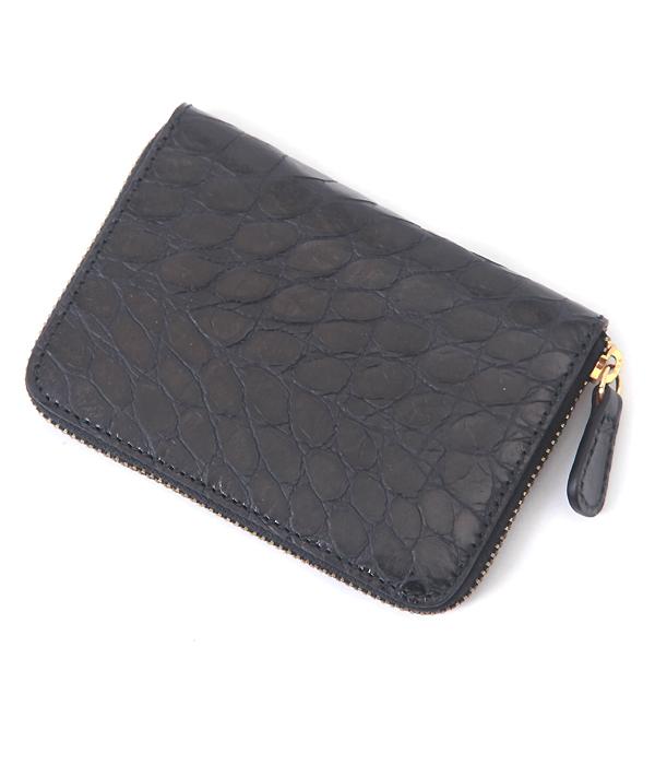 【アウトレットキャンペーン!】J&M DAVIDSON / ジェイアンドエムデヴィッドソン : SMALL ZIP PURSE(MOC) : leather-fair-bag fathersday : 5259-M 【MUS】