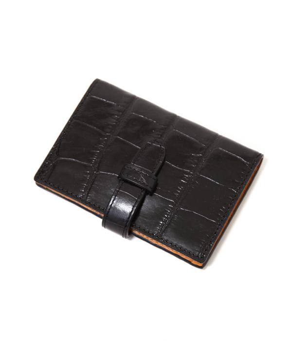 【サマーキャンペーン!】J&M DAVIDSON / ジェイアンドエムデヴィッドソン : VISIT CARD HOLDER : ビジットカードホルダー ID MUSEUMCARD leather-fair-acc fathersday : 7528-M 【MUS】